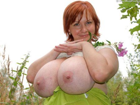 русские мамаши с большими сиськами фото