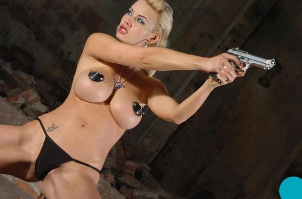 порно фото оружие