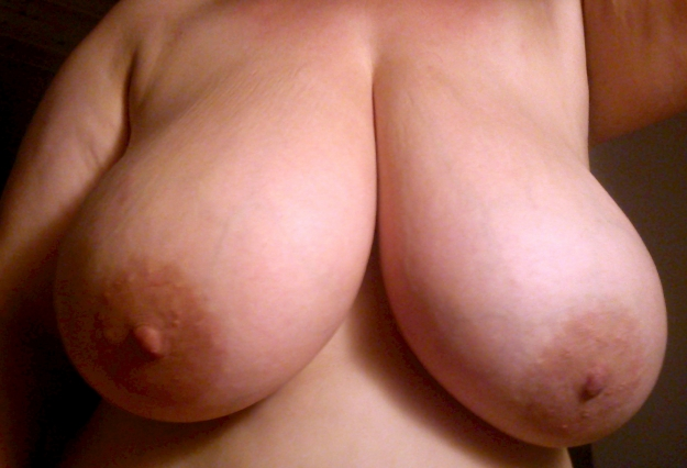 Big tits exposed