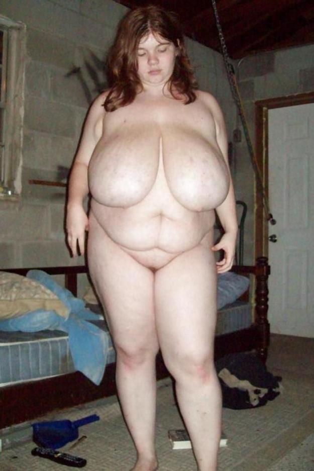 Фото толстых сисек голые женщины