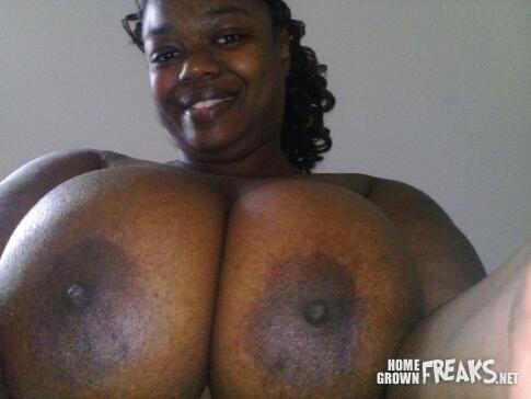 Just Black Boobs
