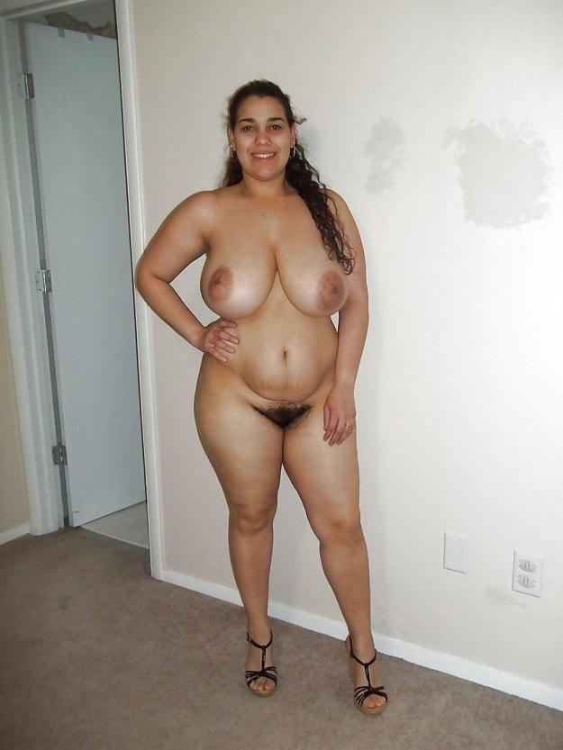 фото голых толстых мексиканок