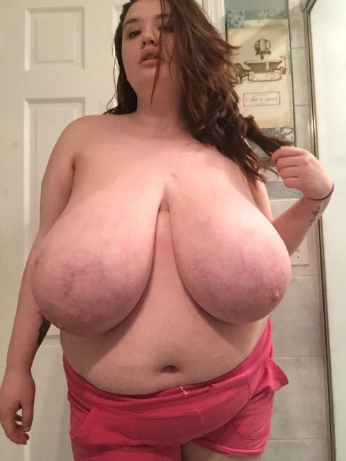 Katie Cali 63665 - Bigtittytube - Just super huge monsterboobs