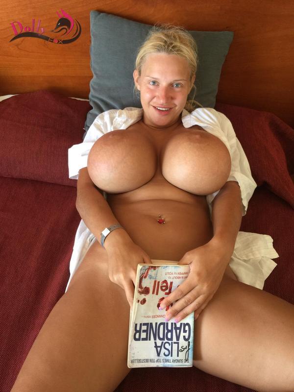 Breast clip huge