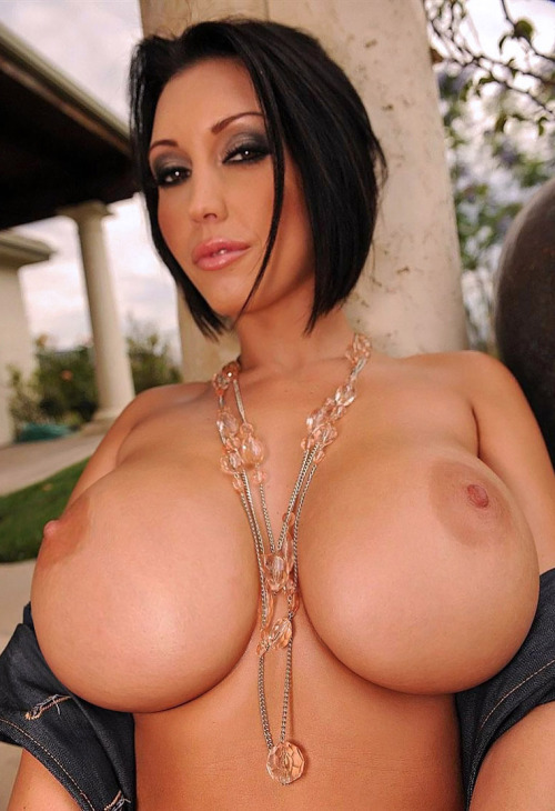 Porn star with the biggest boobs