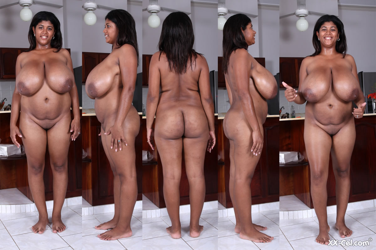 Selection of nude housewives