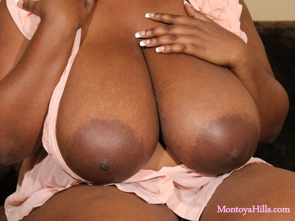 Free huge black nipples