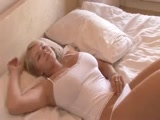 Blonde Big Tit Faith With Vibrator