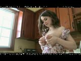 adorable emma squirts fountains of milk