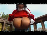 Cheron the full red sweater clip