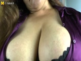 Busty Spanish mother
