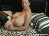 Whore With Large And Saggy Breasts