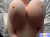 Enormous Chest Enveloping Udders In Slow Motion [MUST SEE]