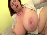 Step mom with big breasts