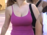 Candid Bouncing Boobs 165