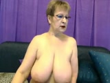 Big titted granny