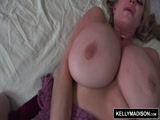 Kelly Madison fucks with male model