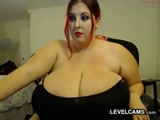 Lurid Big Boobs Harlot