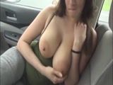 Sucked by busty Latina